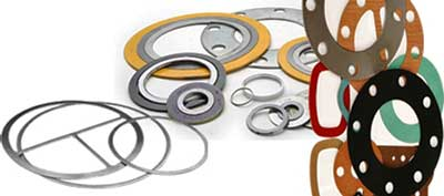 Hard and soft gaskets