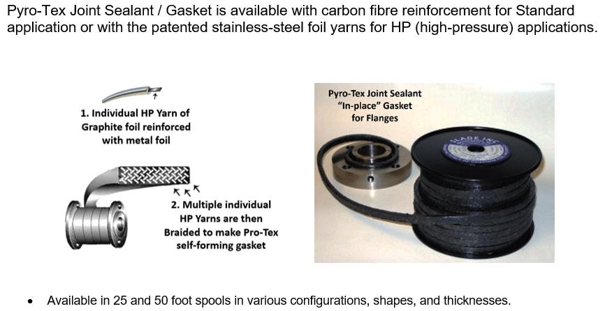 High Pressure Joint Gasket